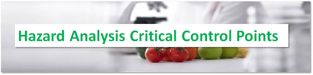 HELP! HACCP with Food Technology Controlled Assessment?